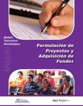 Formulación de Proyectos y Adquisición de Fondos